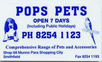 Visit Pops Pets
