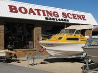 Visit Boating Scene